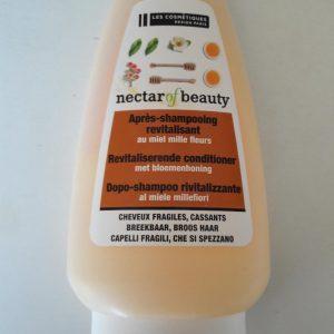 Après shampoing revitalisant aux miel mille fleurs