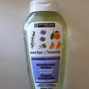 Shampoing normalisant à l'orange et au romarin