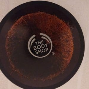 Beurre corporel coconut The Body shop