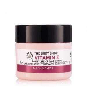 Crème hydratant Vitamine E