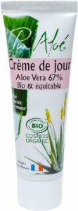 Crème de Jour à l'Aloe Vera Vivant 67% Bio