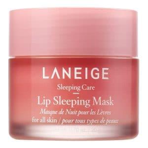 Masque de nuit pour les lèvres