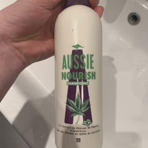 Shampoing nourissant