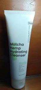 Nettoyant visage au matcha hydratant Krave