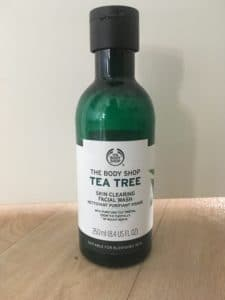 Nettoyant Visage tea tree – TBS