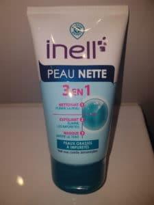 Inell peau nette 3 en 1