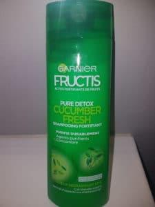 Garnier Fructis – Shampooing fortifiant détox