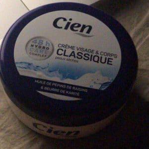Cien / crème visage & corps classique_peaux sèches