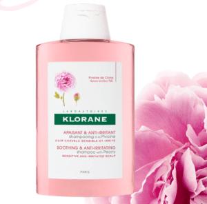 Shampooing à la Pivoine – Apaisant et anti-irritant
