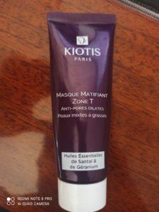 Masque hydratant Zone T