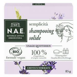 Shampooing solide bio N.A.E