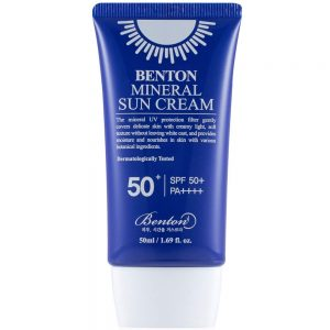 Mineral Sun Cream SPF50+ PA++++