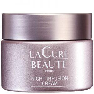 La Cure Beauté Crème de nuit anti-âge – Visage – 50 ml
