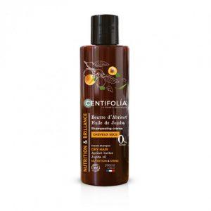 Centifolia Shampoing crème cheveux secs
