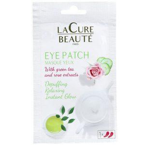 La Cure Beauté Patchs anti-cernes – Contour des yeux – 3 paires