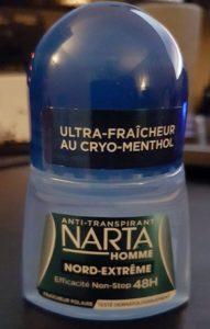 Antitranspirant Narta Homme Nord-Extrême