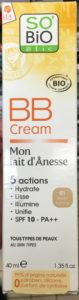 BB Cream Mon lait d'Ânesse  SPF 10 – 01 beige lumière