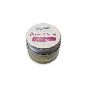 Baume à lèvres – Karité et huile d'amandon de prune