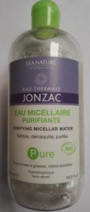 Eau Thermale Jonzac – Eau micellaire purifiante