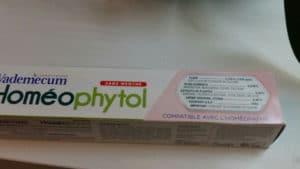 Homéophytol