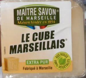 Le cube marseillais