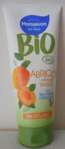 Ma douche hydratante Abricot pointe de basilic