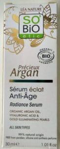 Précieux Argan- Sérum éclat anti-age