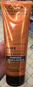 Pure Liss Système soin lissant Shampooing lissage & discipline