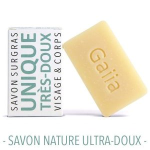 SAVON SURGRAS / TRES DOUX