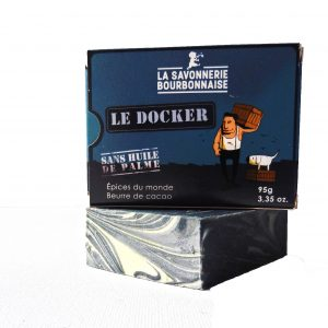 Savon Le Docker BIO et VEGAN