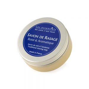 Savon de rasage à l'ancienne – Certifié Biologique