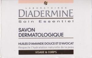 Savon dermatologique Visage & Corps