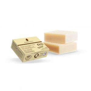 Savon saponifié à froid surgras karité, huile d'olive et coco vierge – Sans parfum & Vegan
