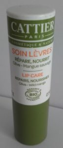 Soin lèvres Olive Mangue sauvage