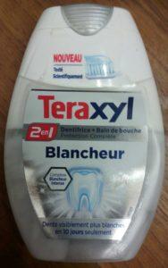 Teraxyl Blancheur 2 en 1