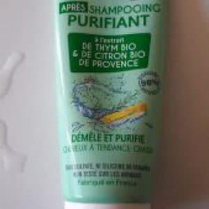 Après shampoing purifiant
