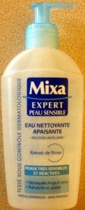 Eau nettoyante apaisante Solution micellaire