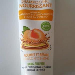 Shampoing nourissant