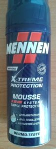 Xtreme protection mousse